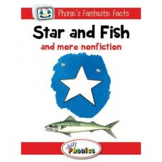JOLLY PHONICS RED LEVEL 1 READERS Star and Fish