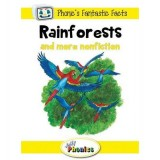 JOLLY PHONICS YELLOW LEVEL 2  READERS: Rainforests