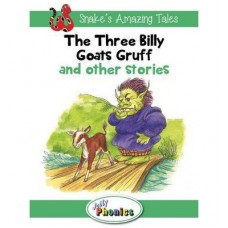 JOLLY PHONICS GREEN LEVEL 3 READERS The three Billy goats Gruff