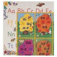 ALTERNATIVE SPELLING & ALPHABET POSTERS