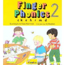 FINGER PHONICS BOOK 2 c k, e, h, r, m, d