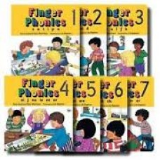 FINGER PHONICS PACK BOOKS 1-7