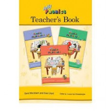 JOLLY PHONICS TEACHER'S BOOK  (COLOUR)