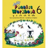 JOLLY PHONICS 6 WORKBOOK 6 y, x, ch, sh, th