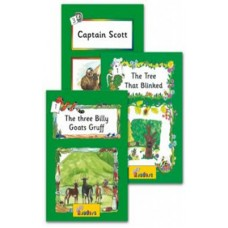 JOLLY PHONICS READERS LEVEL 3 ( 18 TITLES)