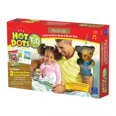 ANIMALS HOT DOTS TOTS