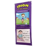 IDIOM OF THE WEEK POCKET CHART