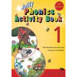 JOLLY PHONICS ACTIVITY BOOK 1 s, a, t, i, p, n