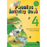JOLLY PHONICS ACTIVITY BOOK 4 ai, j, oa, ie, ee, or