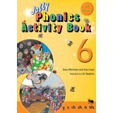 JOLLY PHONICS ACTIVITY BOOK 6 y, x, ch, sh, th
