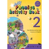 JOLLY PHONICS ACTIVITY BOOK 2 c, k, e, h, r, m, d