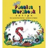 JOLLY PHONICS 1 WORKBOOK: s, a, t ,i ,p ,n