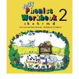 JOLLY PHONICS 2 WORKBOOK ck, e, h r, m, d