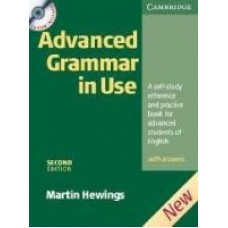 ADVANCED GRAMMAR IN USE + CD WITH ANSWERS