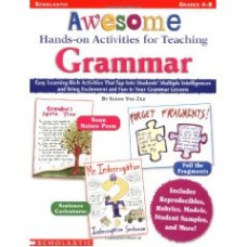 AWESOME HANDS-ON ACTIVITIES FOR TEACHING GRAMMAR GRADES 4-8