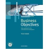 BUSINESS OBJETIVES SB ED INTERNATIONAL  FULLY UPDATED FOR THE INTERNATIONAL MARKETPLACE