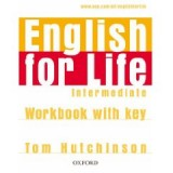 ENGLISH FOR LIFE INTERMEDIATE  WORKBOOK