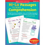 COMPREHENSION BOOK GRADES 3-4