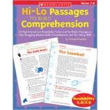 COMPREHENSION BOOK GRADES 7-8