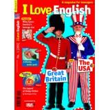 I LOVE ENGLISH MAGACINE