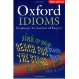 OXFORD IDIOMS DICTIONARY FOR LEARNES