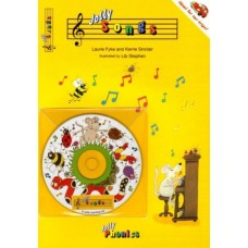 JOLLY SONGS BOOK + CD