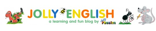 JOLLY PHONICS BLOG