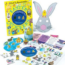 BUMPER EASTER ACTIVITY BOOK+CD