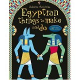 EGYPTIAN THINGS TO MAKE AND DO(ACTIVITY BOOKS)