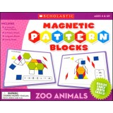 MAGNETIC BLOCKS-ZOO ANIMALS