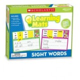 LEARNING MATS-SIGHT WORDS