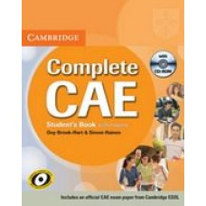 COMPLETE CAE STUDENTS KEY + CD