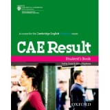 CAMBRIDGE CAE RESULT STUDENT´S BOOK