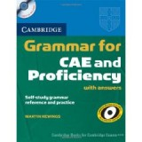 CAMBRIDGE GRAMMAR FOR CAE AND PROFICIENCY WITH ANSWERS +CD