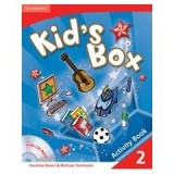 KID´S BOX LEVEL 2 AB+CD