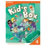 KID´S BOX PUPIL´S BOOK LEVEL 4