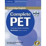 COMPLETE PET  WB  WITHOUT ANSWERS+CD