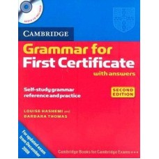 CAMBRIDGE GRAMMAR FOR FCE WITH ANSWERS