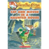GERONIMO STILTON-CAT MOUSE IN HAUNTED