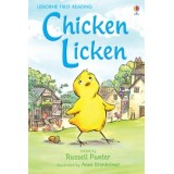 CHICKEN LICKEN, READING BOOK+CD