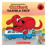 CLIFFORD TAKES A TRIP + CD (3+ AÑOS)