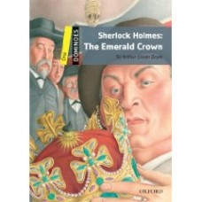 SHERLOCK HOLMES: THE EMERALD CROWN ,DOMIOS LEVEL 1