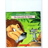 EL LEON Y EL RATÓN / THE LION AND THE MOUSE (LIBRO BILINGÜE)
