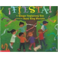 FIESTA READING BOOK (BILINGÜE)