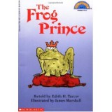 THE FROG PRINCE (READING BOOK)