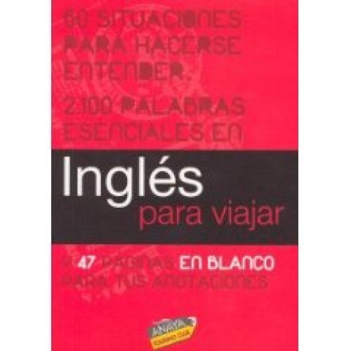 Inglés Para Viajar Frase Libro Y Dicc Viaje