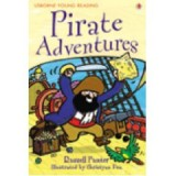 PIRATE ADVENTURES (READING +CD)