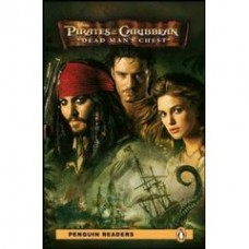 PIRATES OF THE CARIBBEAN+CD ,PENGUIN READERS LEVEL3