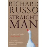 STRAIGHT MAN -READING BOOK
