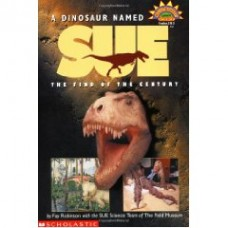 A DINOSAUR NAMED SUE (8+ AÑOS)
